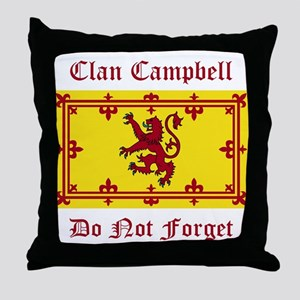 Campbell Throw Pillow