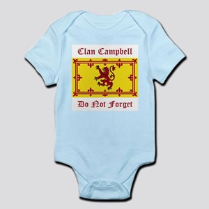 Campbell Baby Light Bodysuit