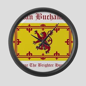 Buchanan Large Wall Clock