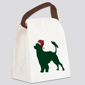 Portuguese-Water-Dog23 Canvas Lunch Bag
