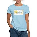 Psalm 127:3 Women's Pink T-Shirt