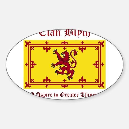 Blyth Sticker (Oval)