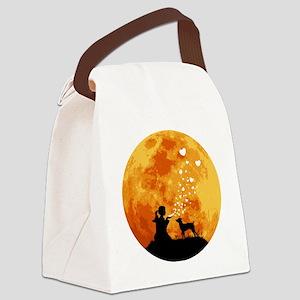 Rat-Terrier22 Canvas Lunch Bag