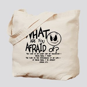 afraid2 Tote Bag