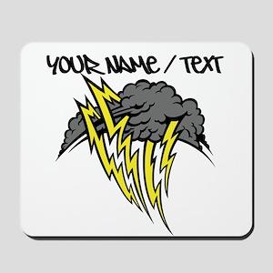 Lightning Storm Mousepad