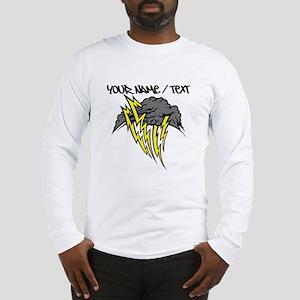 Lightning Storm Long Sleeve T-Shirt