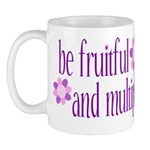 be fruitful and multiply Mug