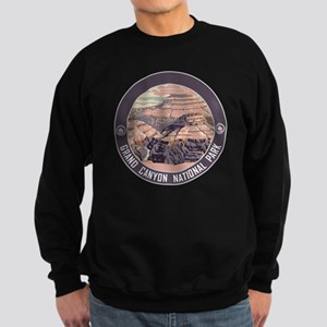 circle-GCNP_v3 Sweatshirt (dark)