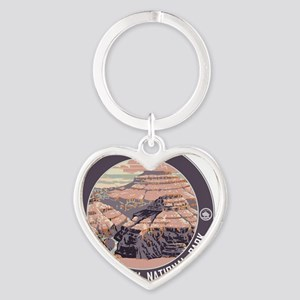 circle-GCNP_v3 Heart Keychain