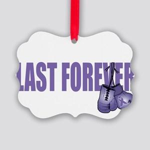 Memories-Last-Forever-2009-BLK Picture Ornament