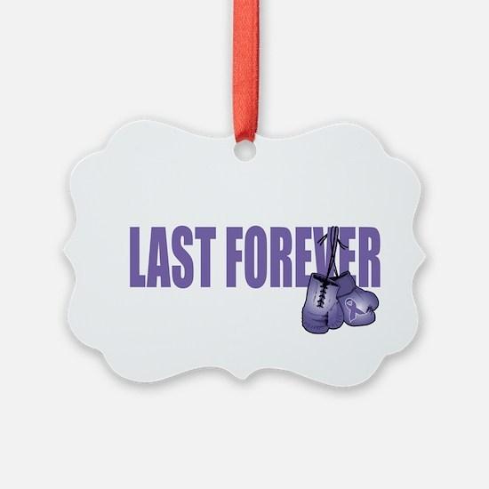 Memories-Last-Forever-2009-BLK Ornament