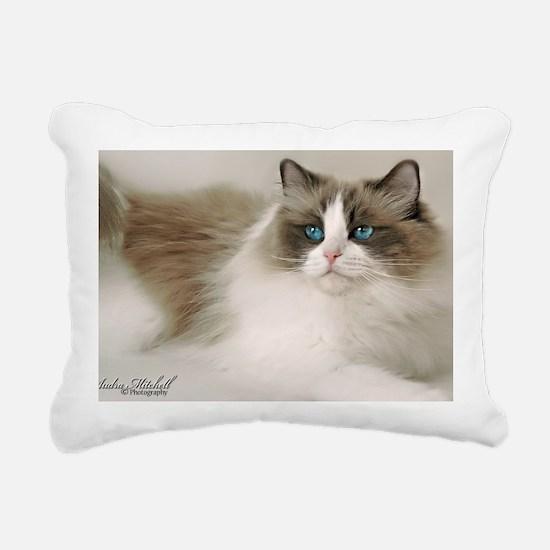 2-January Rectangular Canvas Pillow