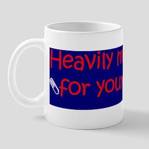 heavily_medicatedbs Mug