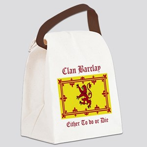 Barclay Canvas Lunch Bag