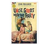 Postcards (pkg. 8)-'Uncle Good's... Party'