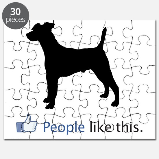 Smooth-Fox-Terrier03 Puzzle