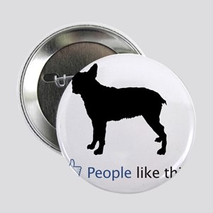 "Stumpy-Tail-Cattle-Dog03 2.25"" Button"
