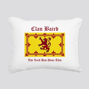 Baird Rectangular Canvas Pillow
