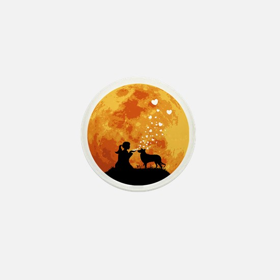 Smooth-Collie22 Mini Button