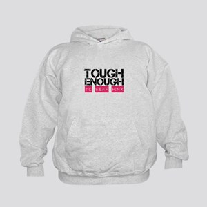 Tough Enough To Wear Pink Hoodie