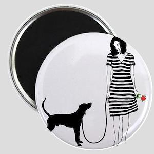 Treeing-Walker-Coonhound11 Magnet