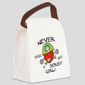 npoadg-color Canvas Lunch Bag