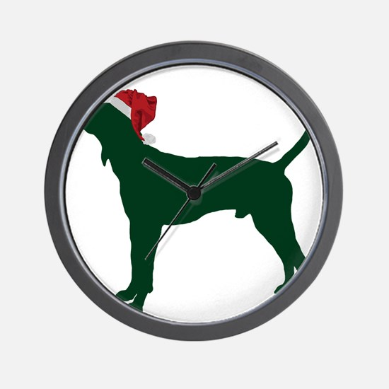 Treeing-Walker-Coonhound23 Wall Clock