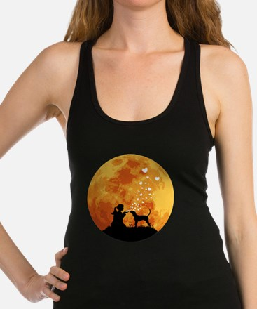 Treeing-Walker-Coonhound22 Racerback Tank Top