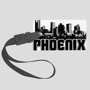 Phoenix Skyline Large Luggage Tag