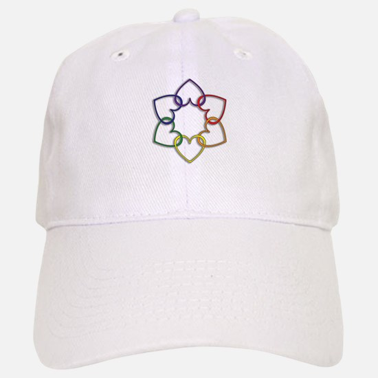Poly Logo Baseball Baseball Cap