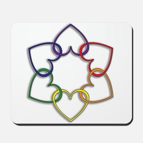 Poly Logo Mousepad