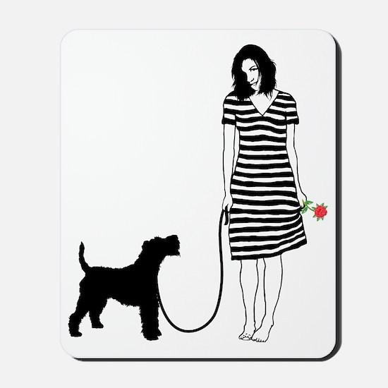 Wire-Fox-Terrier11 Mousepad