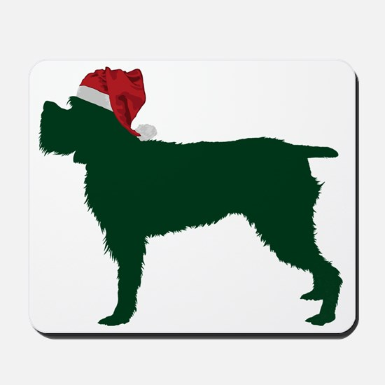 Wirehaired-Pointing-Griffon23 Mousepad