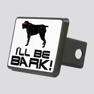 Wirehaired-Pointing-Griffo Rectangular Hitch Cover