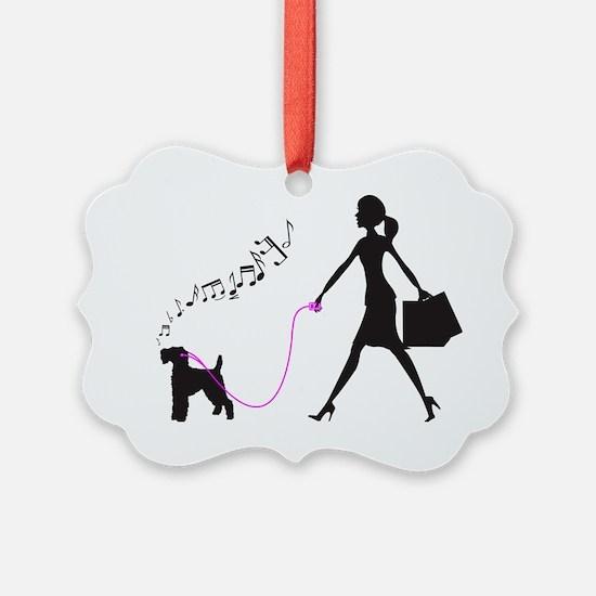 Welsh-Terrier32 Ornament