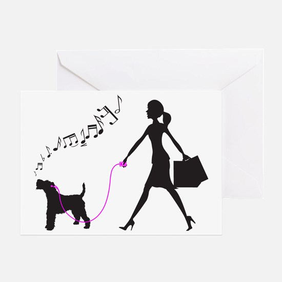 Wire-Fox-Terrier32 Greeting Card