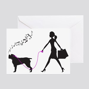 Wirehaired-Pointing-Griffon32 Greeting Card