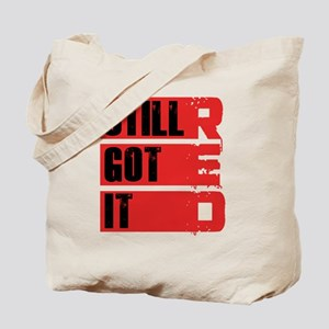 red still got it2 Tote Bag