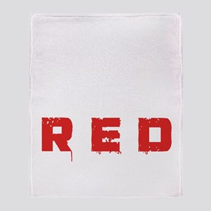 REDbullet2 Throw Blanket