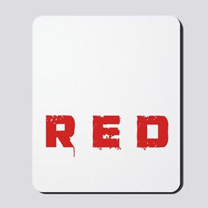 REDbullet2 Mousepad