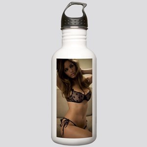 123 Stainless Water Bottle 1.0L