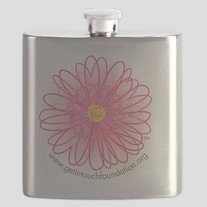 2-girls-daisy Flask