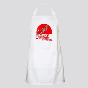 Chinese Downhill BBQ Apron