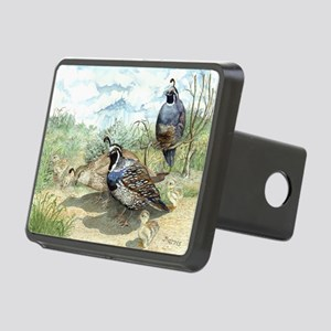 Quail Rectangular Hitch Cover