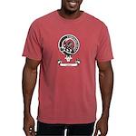 Badge-Little [Dumfries] Mens Comfort Colors Shirt