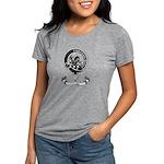 Badge-Little [Dumfries] Womens Tri-blend T-Shirt