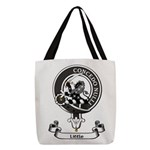Badge-Little [Dumfries] Polyester Tote Bag
