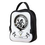 Badge-Little [Dumfries] Neoprene Lunch Bag