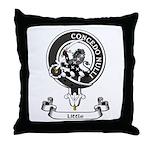 Badge-Little [Dumfries] Throw Pillow