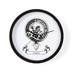 Badge-Little [Dumfries] Wall Clock